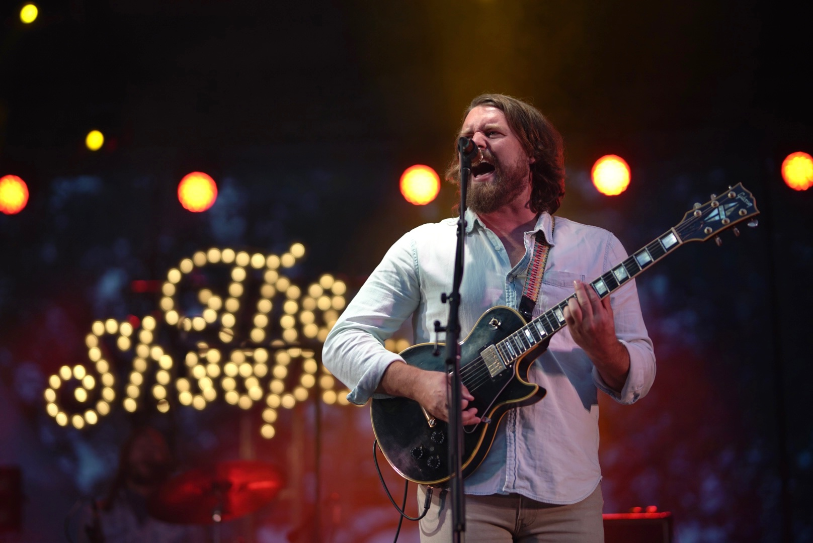 Photo Wall: The Sheepdogs w/ Wide Mouth Mason, August 7 2021